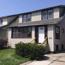 Rental Info For 496 East Amherst St.