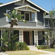 Rental info for 264 LOMA AVE. in the Belmont Heights area