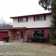 Rental info for 18655 Framingham in the Southfield area