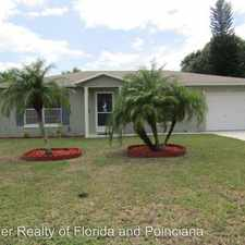 Rental info for 111 Francis Scott Key Rd.