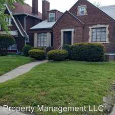 Rental info for 17215 San Juan Dr in the Detroit area