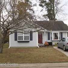 Rental info for 117 Bayberry Dr