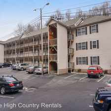 Rental info for 1395 West King St in the Boone area