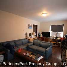 Rental info for 1624 S. High St. in the Columbus area