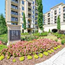 Rental info for 92 West Paces in the Atlanta area