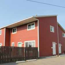 Rental info for Willowbrook Townhomes in the Dawson Creek area