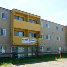 Rental info for Westmont Apartments in the Fort St. John area