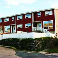 Rental info for Garden Townhomes in the Yellowknife area