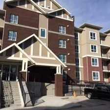 Rental info for Central Apartments in the Airdrie area