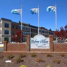 Rental info for Colony Village