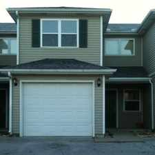 Rental info for 3br 1. 5ba. Webb City Cardinal Townhouses