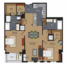 Rental info for $7620 2 bedroom Apartment in Arlington in the Washington D.C. area