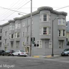 Rental info for 1679 and 1699 Broderick Street in the Lower Pacific Heights area