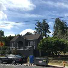 Rental info for 4526 Toland Way in the Eagle Rock area