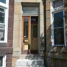 Rental info for 2729 St. Paul Street in the Harwood area