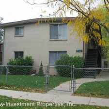 Rental info for 1476 S. 200 E. #2 in the Salt Lake City area