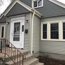 Rental info for W Clark St & S Russell St in the Champaign area