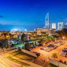 Rental info for 1100 South Blvd Apt 26116-0 in the Charlotte area