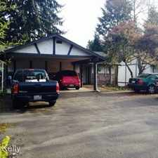 Rental info for 1031 NE Northgate Way in the Maple Leaf area