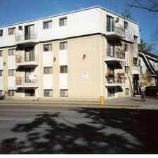 Rental info for LARGE FURNISHED 1 BEDROOM - 1001 13TH ST. E. (UNIVERSITY) in the Varsity View area
