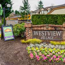 Rental info for Westview Village in the Renton area