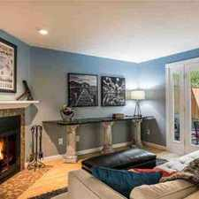Rental info for 2020 14th Ave W Two BR, Like-new townhome on a quiet street in