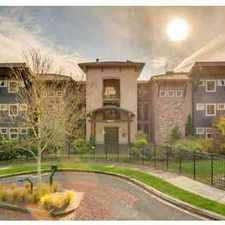 Rental info for 5841 SE Columbia Way 202 202 Two BR, Barely lived in condo is