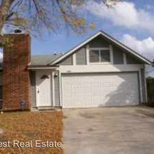 Rental info for 9400 Valley Moss in the Northwest Crossing area