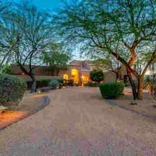 Rental info for 7929 E SANTA CATALINA Drive Five BR, Amazing sums up this home!