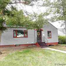 Rental info for 3423 Cribbon Ave Cheyenne Four BR, Beautiful ranch style home on in the Cheyenne area