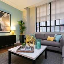 Rental info for 526 Penn Avenue in the Downtown area