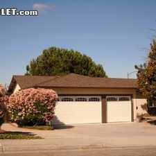Rental info for Four Bedroom In San Jose in the Centerwood area