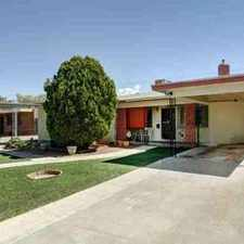 Rental info for 3018 Quincy Street Albuquerque Three BR, SOLID Built home from