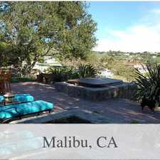 Rental info for 3 Spacious BR In Malibu