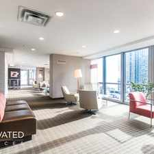 Rental info for 360 South Harbor Drive #1812 in the Grant Park area