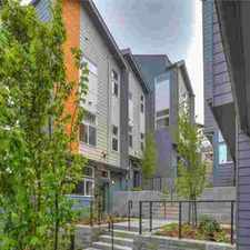 Rental info for 2605-B 22nd Ave W Seattle Three BR, Latest New Homes by Sage
