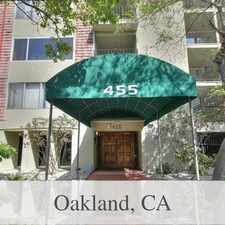 Rental info for Outstanding Opportunity To Live At The Oakland ... in the Lakeshore area