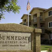Rental info for 3 Bedrooms Apartment - Summerset Is A Community...