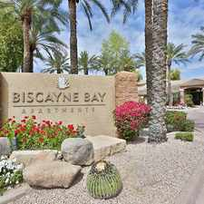 Rental info for Biscayne Bay in the Chandler area