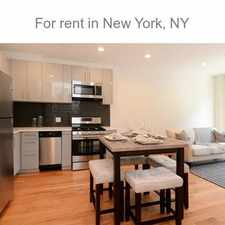 Rental info for B Is Located In A Brand New Building! in the Tompkinsville area