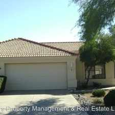 Rental info for 16839 Mirage Crossing B