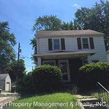Rental info for 3517 South Wayne Ave