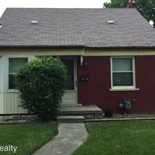 Rental info for 16047 Tacoma in the Detroit area