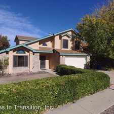 Rental info for 4705 Homestead Trail NW in the Taylor Ranch area