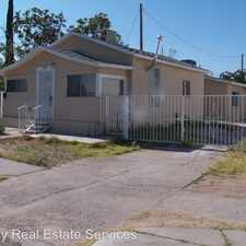 Rental info for 4326 Manchester