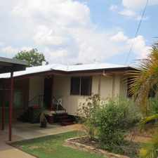 Rental info for Three Bedroom Home + Kids playroom and Double Powered Garage in the Mount Isa area