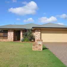Rental info for Modern 3 Bedroom Home Plus Office in Middle Ridge in the Toowoomba area
