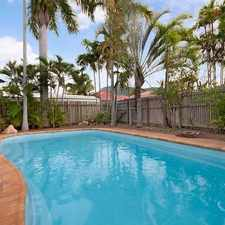 Rental info for Pool, entertaining area & garden shed, Annandale location