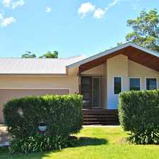 Rental info for Contemporary Family Home in the Central Coast area