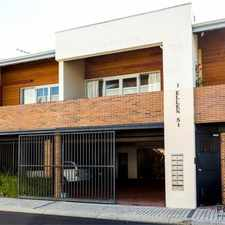 Rental info for Contemporary Loft Style Living in the Perth area